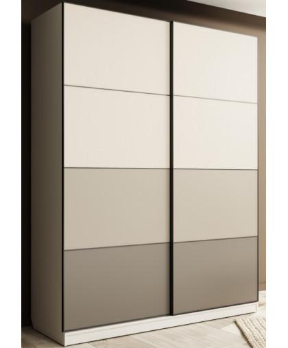 Шкаф-купе НОВА 2-х дверный